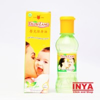 TELON LANG CAP LANG 60ml - Minyak Telon