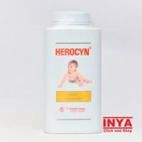 HEROCYN BABY MEDICATED SKIN POWDER 200gr - Bedak Bayi