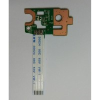 Original New Power Switch Button Board with cable For HP Pavilion 15-N