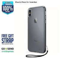 Rearth Ringke iPhone X / Xs (5.8) Air AntiCrack SoftCase Original -