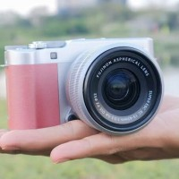 camera mirrorless xa5