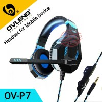 Headset / Headphone Gaming Ovleng OV-P7 for mobile devices