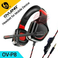 Headset / Headphone Gaming Ovleng OV-P8 for mobile devices