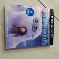 Abominable 4k uhd bluray