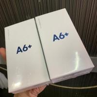 Samsung a6 plus ram 4gb internal 64gb garansi 1 tahun resmi segel box