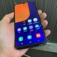 Samsung a50s ram 6gb internal 128gb 11 bulan resmi Indonesia unit char
