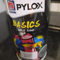 Nippon Paint Basics Pylox PB105 Grey 300cc