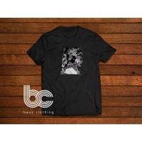 Tshirt Black Clover Asta Demon Mode