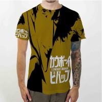 Cowboy Bebop Collection  Fullprint T-Shirt For Men