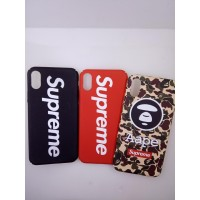 SALE Supreme Army Case IPHONE X