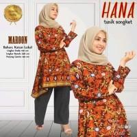 Promo Hana Tunik Songket Bali