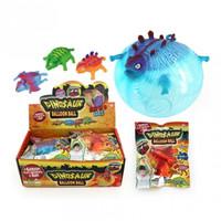 Bola Balon Dinosaurus Mainan Unik Dinosaur Balloon Ball