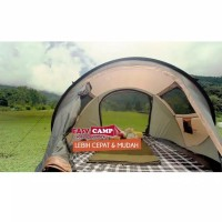 Easy camp Pop Up Tent Free Kijonggi / Victoria Isi 6 / Ugly Duck Tube
