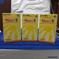 Nutri B kemasan botol isi 15 soft capsule