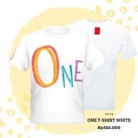 JKT48 One T-Shirt White