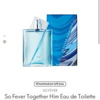 So Fever Together Him Eau de Toilette - 35531