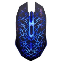 AZZOR Wireless Gaming Mouse Silent 2400 DPI - M6