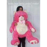 Boneka Teddy Bear Bella Jumbo