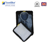 Travel Blue Tas Travel Packing Cubes for Clothes Set- Pack of 2 TB330