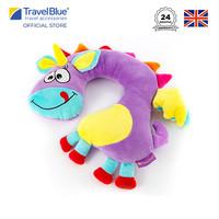Travel Blue MarioTheUnicorn Bantal Travel Anak Neck Kids Pillow TB288