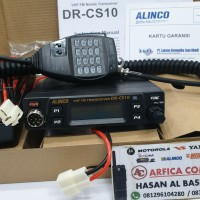 RADIO RIG ALINCO DR-CS10 VHF ORIGINAL - RIG ALINCO DR CS10 VHF RESMI