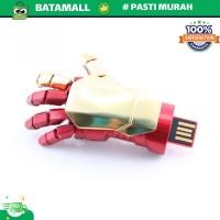 Iron Man Gloves USB 2.0 Flashdisk - 8GB / 16GB