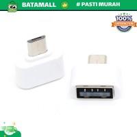 JETTING Mini OTG Adapter Micro USB ke USB Female - V8