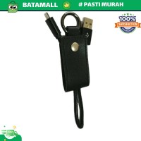 Kabel Charger Keychain Micro USB