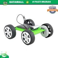 JMT Mini Solar Toy DIY Car Children Educational Puzzle IQ Robot