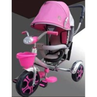 SEPEDA ANAK RODA 3 TRICYCLE KANOPI BABY STROLLER EXOTIC NEW