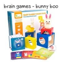 Zoetoys Brain Games - Bunny Boo | mainan edukasi | mainan anak