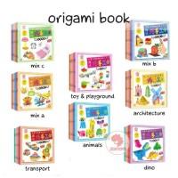 Zoetoys Origami Book | mainan edukasi | mainan anak | edutoys