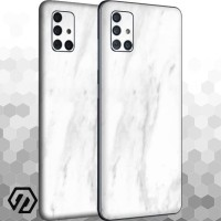 [EXACOAT] Galaxy A71 3M Skin / Garskin - Marble White