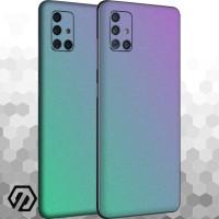 [EXACOAT] Galaxy A71 Skins 3M Skin / Garskin - Chameleon