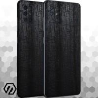 [EXACOAT] Galaxy A71 3M Skin / Garskin - Dragon Black