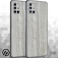 [EXACOAT] Galaxy A71 3M Skin / Garskin - Concrete