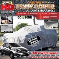 COVER IMPREZA HD HONDA BRIO 100% OUTDOOR 4 LAPIS SILVER SUPER QUALITY