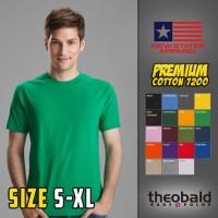 Kaos New States Apparel Premium 7200 (COLOR, SIZE S-XL)