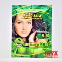 CULTUSIA NONI BLACK HAIR SHAMPOO 2x12.5ml SACHET