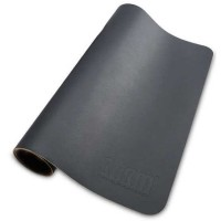 BUBM Office Mouse Pad Desk Mat Bahan Kulit 90 x 45 x 0,2 CM