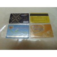 Plastik Cover Mika Pelindung KTP E-TOLL ID Card Bisa Ecer 1 Pcs