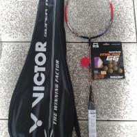 Raket badminton victor hypernano x 900
