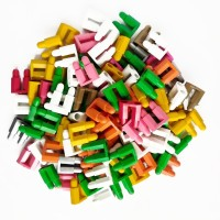Lego Indonesia Roket Jumbo New Edition mainan edukatif jadul 90an