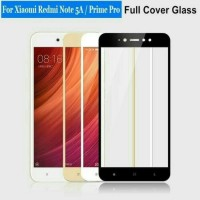 tempered glass redmi note 5a full cover