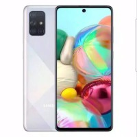 Samsung A71 8/128 garansi resmi SEIN