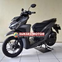 Honda Vario 150 New Keyless Warna Abu Abu Tahun 2019 MTR200100242
