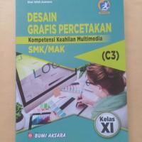 Jual Buku Desain Grafis Percetakan Utk Smk Kelas Xi Kurtilas Revisi 20 Kab Karawang Kirmanstore2020 Tokopedia