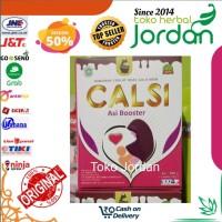 CALSI SUSU ASI BOOSTER minunan ASI coklat khas gula aren