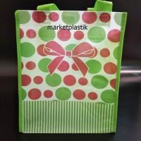 Tas Handle kotak 22x28-Tas kain spunbond-Shoping Bag Murah-Goodie Bag