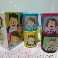 tupeware mug family